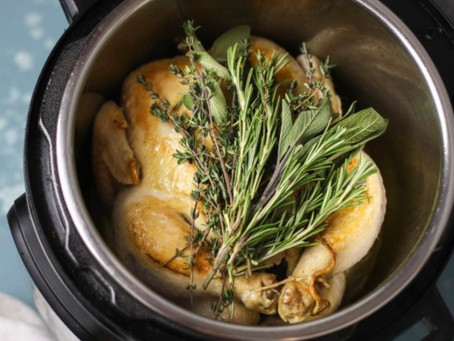 Instant Pot Roast Chicken