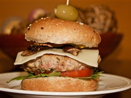 Let's Talk Turkey Burgers