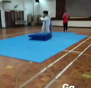 PMUBD | Breakfall, to prevent injuries.