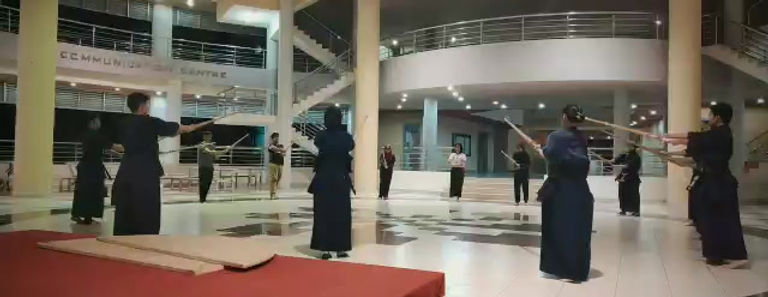 PMUBD | Kendo 1st Training Session with New Intakes