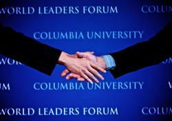 World Leaders Forum 2014