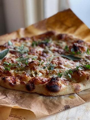 פיצה ומחמצת יום שישי 13.8 9:00