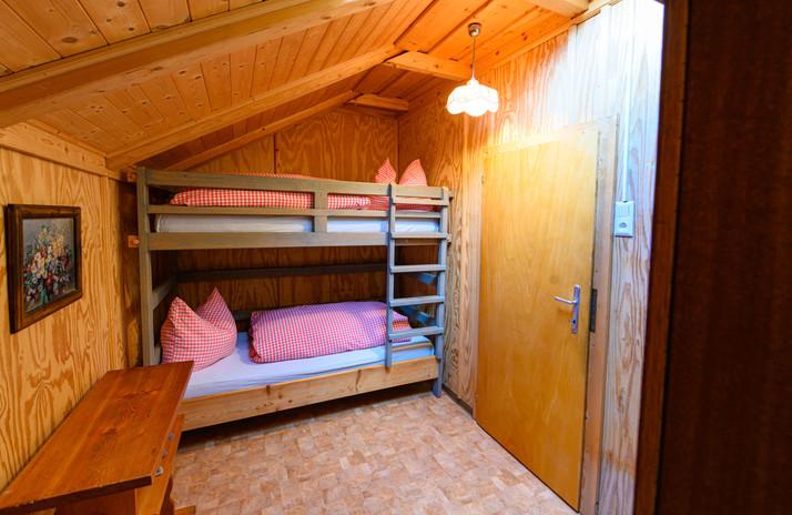 Kinderzimmer mit Stockbett
