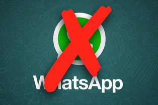 Officials say no, nein and not for official use to WhatsApp