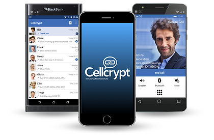 Cellcrypt - Secure Messaging and Encrypted Phone Calls