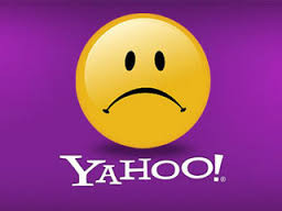 IS YAHOO NOW A VERB?