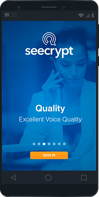 encrypted phone calls