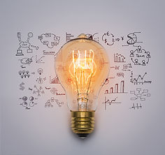 Light bulb with drawing graph.jpg