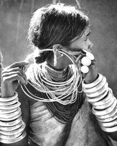 Indian Banjara Tribal Jewellery