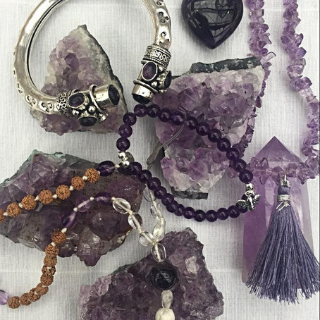 Amethyst :: The Gem of Fire
