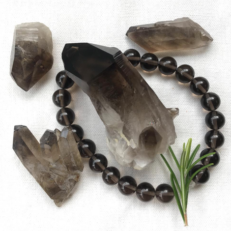 Smokey Quartz :: A Stone of Power