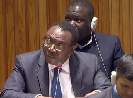 REACTION DU GROUPE AFRICAIN AUX PRIORITES DU PRESIDENT DE L'ASSEMBLEE GENERALE