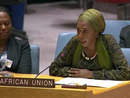 PAIX ET SECURITE EN AFRIQUE, AVEC UN ACCENT SUR LA CENTRALITE DE LA DIPLOMATIE PREVENTIVE