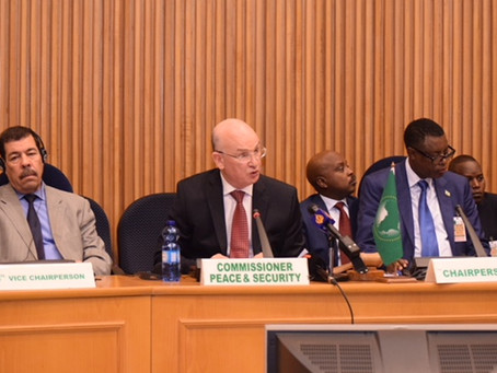 Opening statement by Ambassador Smaïl Chergui, AU commissioner for Peace and Security