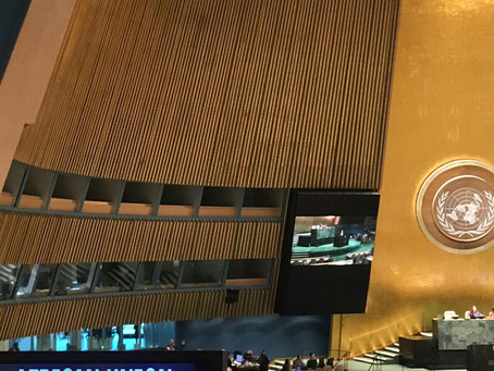 GENERAL ASSEMBLY DEBATE ON THE DEVELOPMENT OF AFRICA: STATEMENT ON BEHALF OF THE G77 AND CHINA