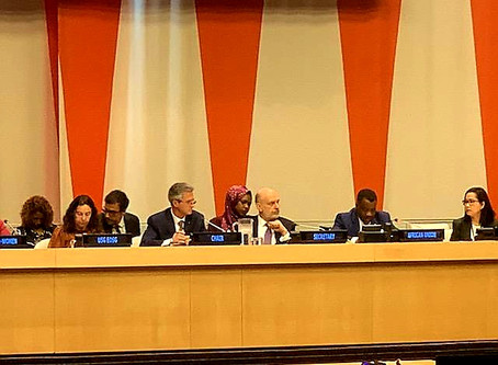"PEACEBUILDING COMMISSION HL MEETING:""STRENGTHENING LINKAGES BETWEEN WOMEN, PEACE AND SECURITY"
