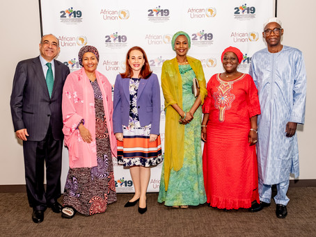 CONTRIBUTION OF THE AFRICAN UNION MISSION TO THE UNITED NATIONS TO THE CELEBRATION OF AFRICA DAY