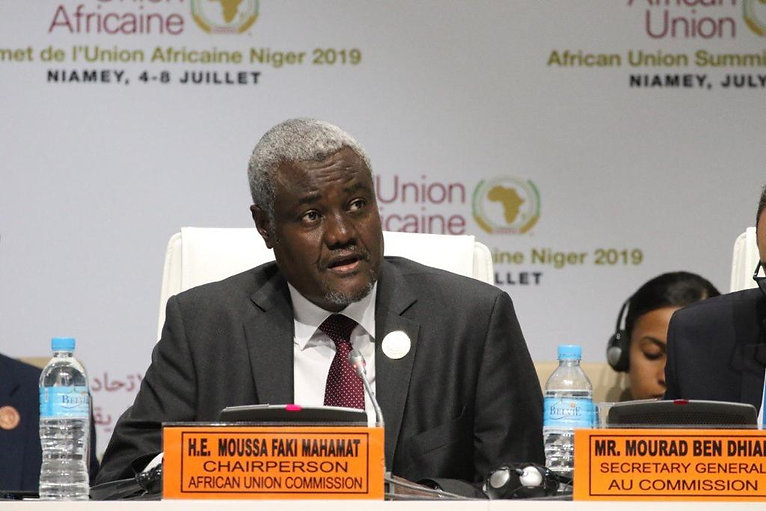 African Union Mission To The Un New York