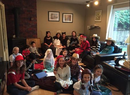Halloween Workshop 2016