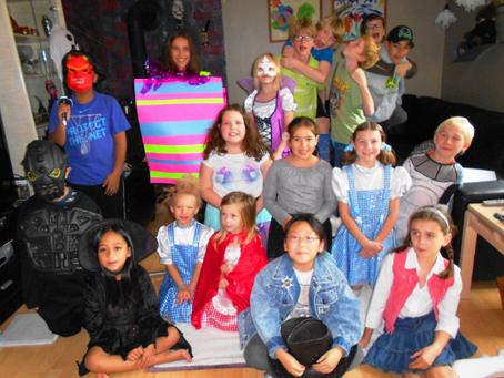 Halloween Workshop 2013