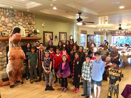 Halloween Workshop 2019