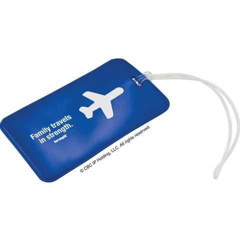 Luggage Tag Design