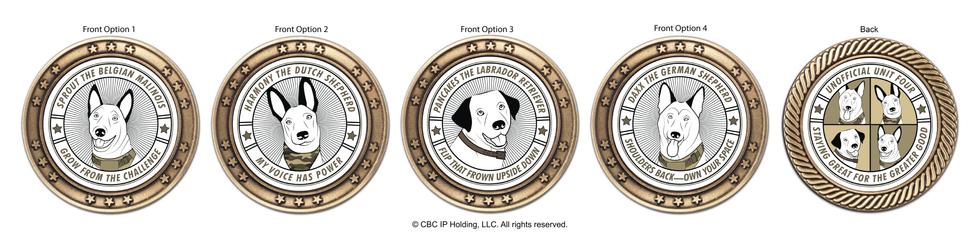 Challenge Coins Design