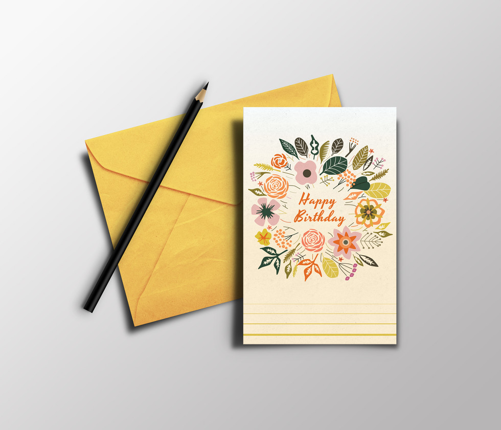 NMU Bakery Greeting Cards