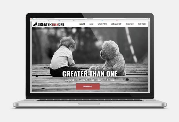 Greater Than One Website
