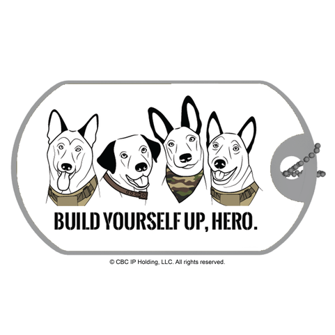 Dog Tag Design