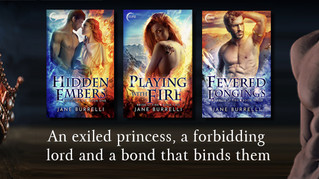 Fevered Longings Is Live!