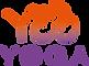 YesYOGA logo orange and lilac.png