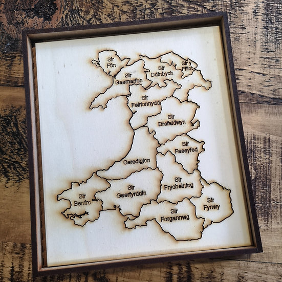 Jigsaw Cymru/Wales Jigsaw