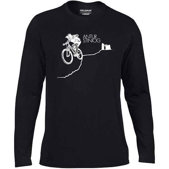 Downhill Long Sleeved Performance Tee