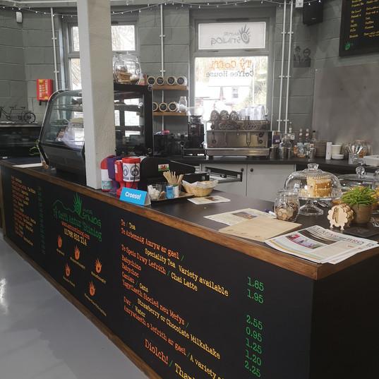 Ty Coffi/Coffee House