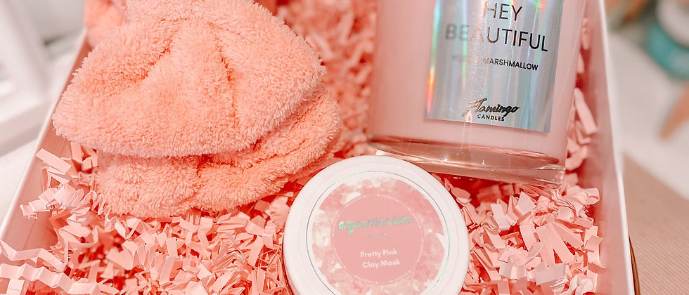 Perfect Pink Gift Set | 3 Piece Set in Gift Box