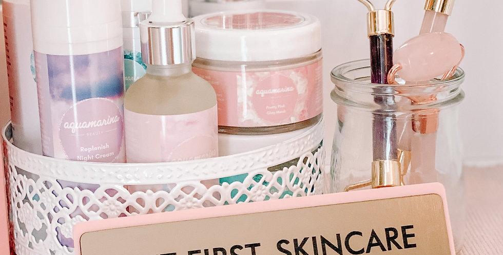 Skincare Deskplate