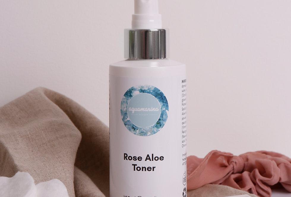 Rose Aloe Toner