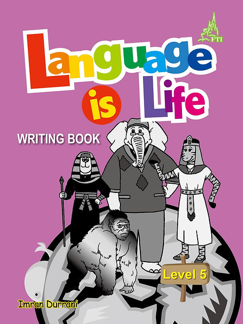 Level 5 Writing Book
