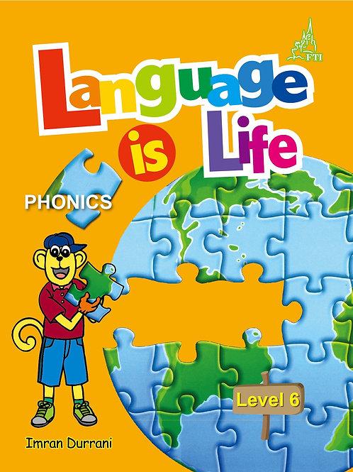 Level 6 Phonics Book