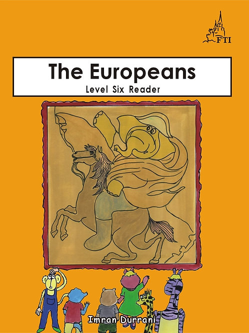 Level 6 Reader NO. 2 The Europeans