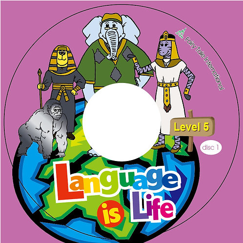 Level 5 Student Book CD Disc 1