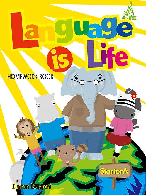 Starter A Homework Book