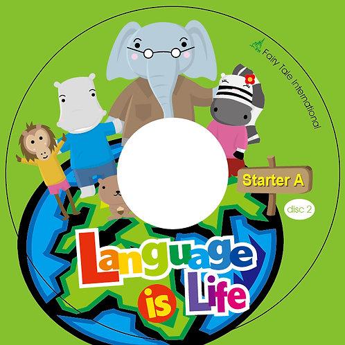 Starter A Student Book CD Disc 2