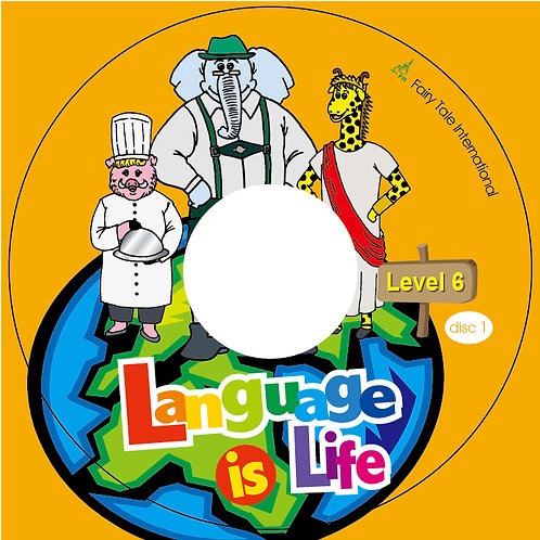 Level 6 Student Book CD Disc 1