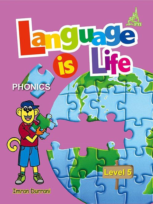 Level 5 Phonics Book
