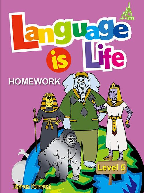 Level 5 Homework Book