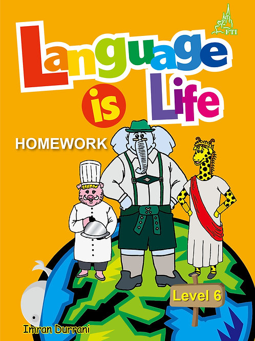 Level 6 Homework Book