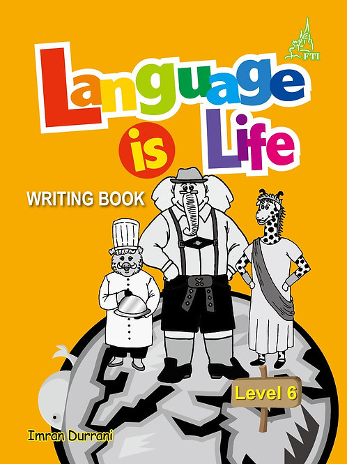 Level 6 Writing Book