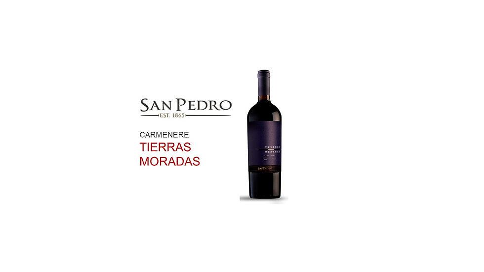 TIERRAS MORADAS